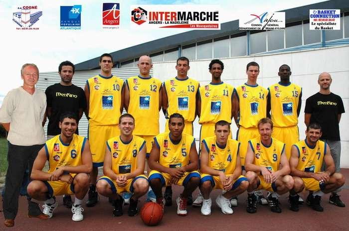 ESSL Angers Basket
